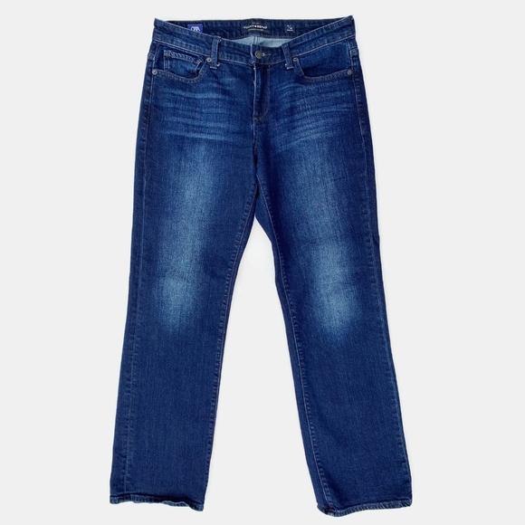 Lucky Brand Denim - Lucky Brand Easy Rider Bootcut Jeans Dark Wash 8